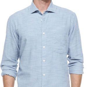 Billy Reid flannel shirt